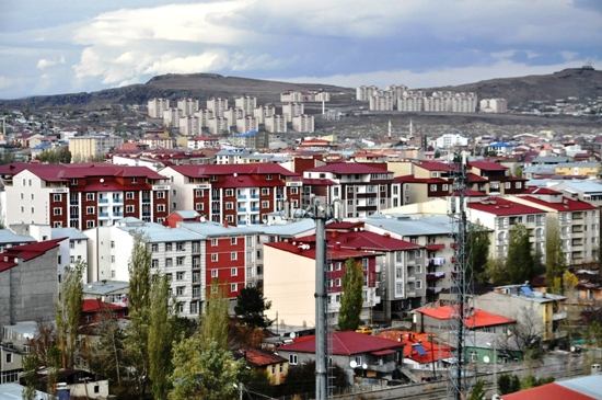 Kars'ta Mayıs ayında 187 konut satıldı