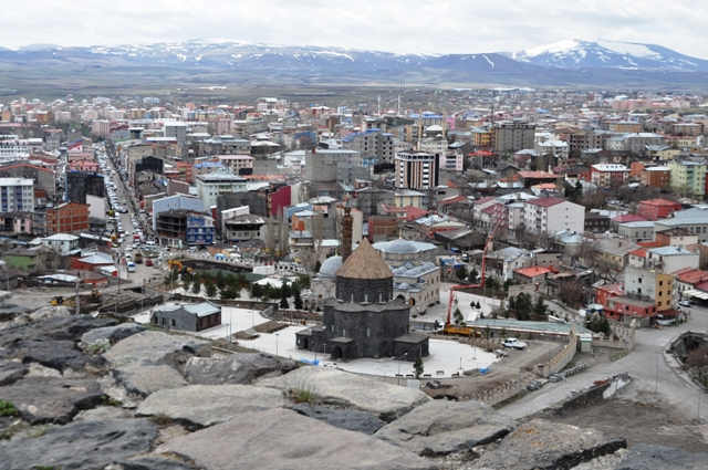 Kars'ta 2019 yılının ilk 6 ayında 98 bin 77 kişi konakladı