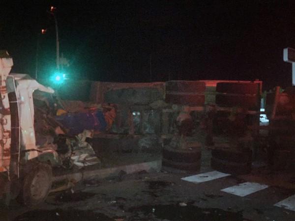 Kars'ta trafik kazası; 1 ölü, 4 yaralı