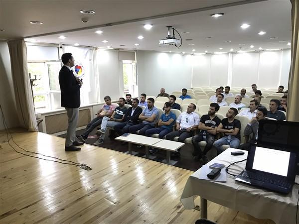 KATSO'dan elektronik ihale eğitimi