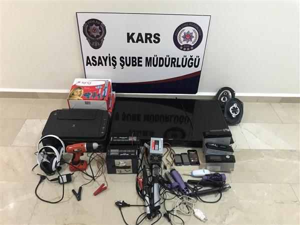 Hırsızlıktan 17 kişi gözaltına alındı