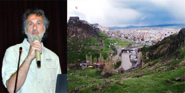 Olgunlu, bu şehrin hikayesini Milliyet'te yazdı