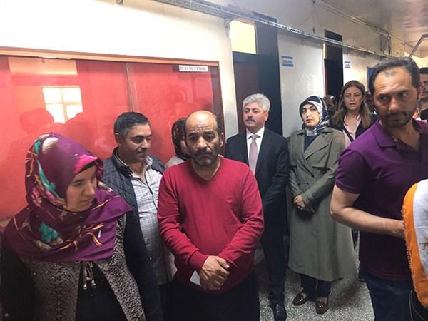 """Vali Doğan: """"Milletimiz en doğru kararı verecektir"""""""