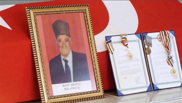 Kağızman Kore Gazisi Sertif Abaylı hayatını kaybetti
