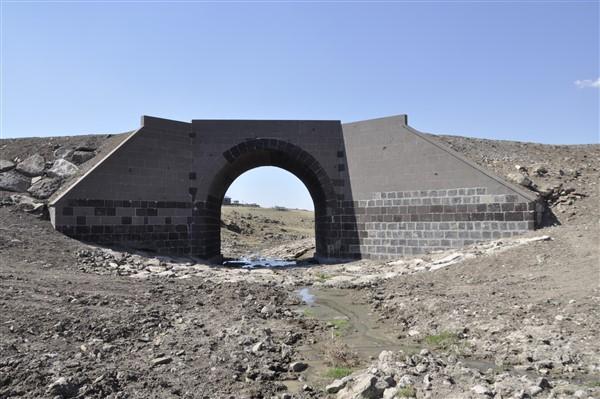 Tarihi Gediksatılmış köprüsü restore edildi
