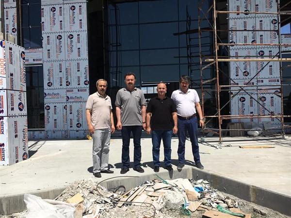 Selim, şehirlerarası otobüs terminalinde sona yaklaşıldı