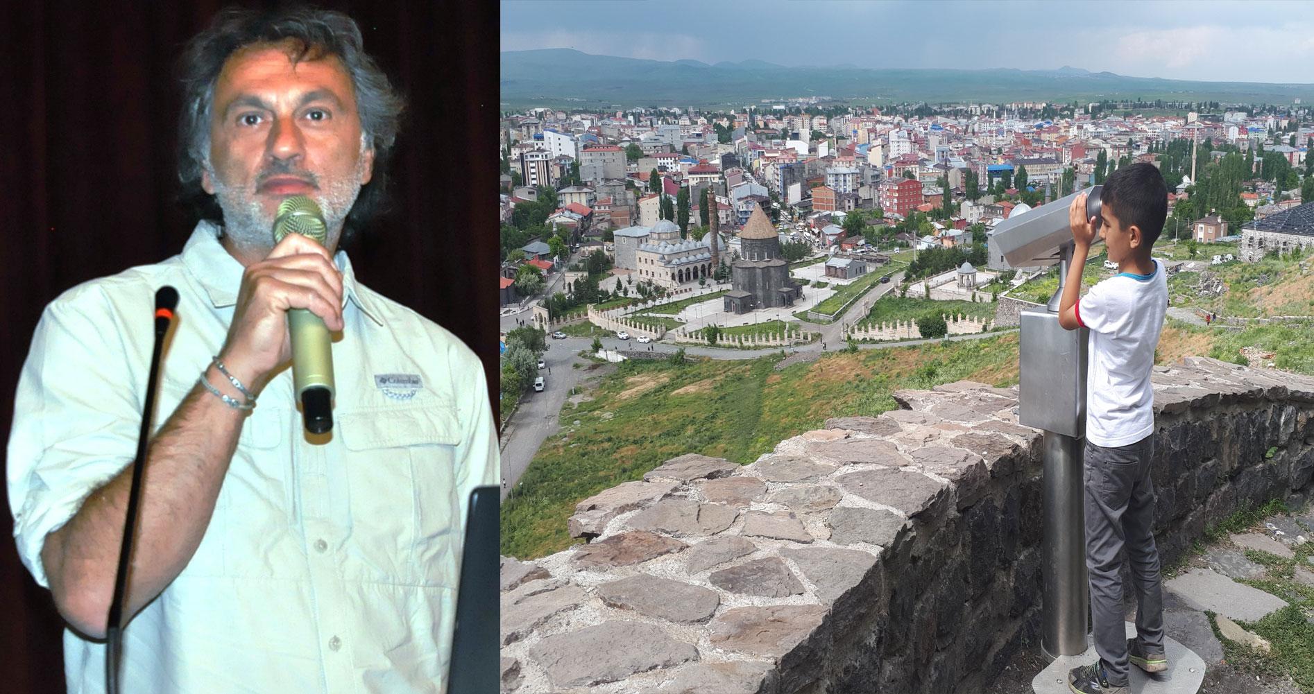 Olgunlu'dan beyaz şehir Kars için öneriler