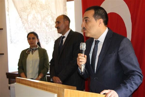 """Vali Öksüz: """"19 Eylül gazilerimizin şeref günüdür"""""""