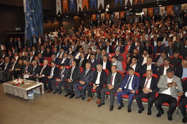 AK Parti Kars İl Başkanlığı, tüm teşkilatlarıyla bir araya geldi
