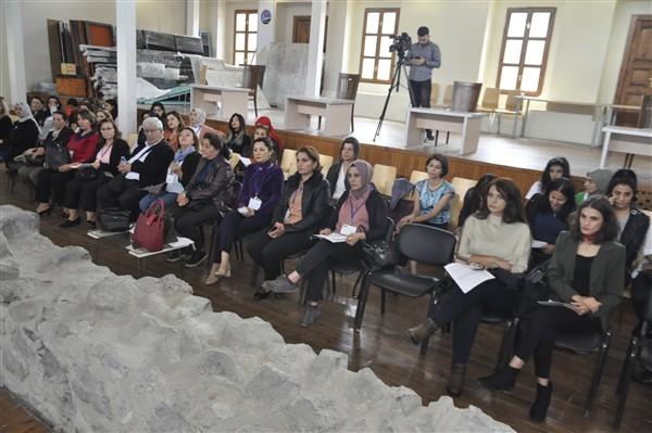 Kars Kent Konseyi Kadın Meclisi Seçimli Genel Kurulu yapıldı