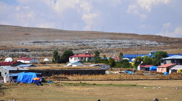 Kars'ta her bir kişi, günlük 1,69 atık üretiyor