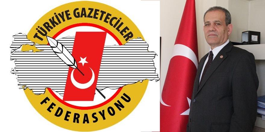 """TGF """"Anadolu basını yok edilmek isteniyor"""""""