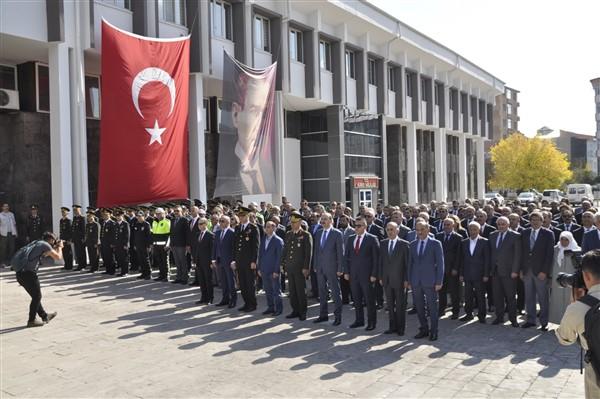 Atatürk'ün Kars'a gelişi, 95. yılında törenle kutlandı