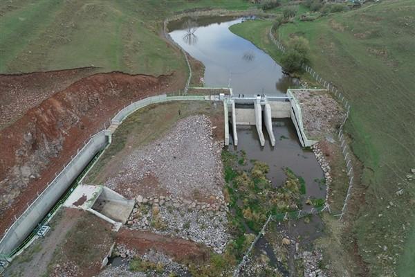 Ardahan Hanak Hidroelektrik Santralinin kesin kabulü yapıldı