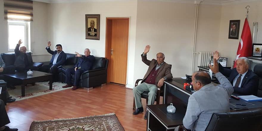 Arpaçay Belediyesi'nden Barış Pınar Harekatı'na destek