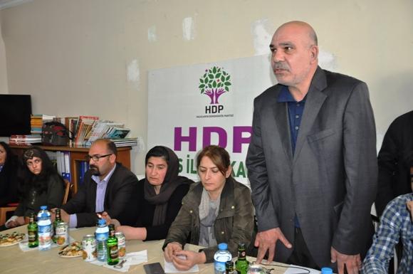 HDP, Kars'ta Bilgen ile birlikte 11 aday adayının ismini açıkladı