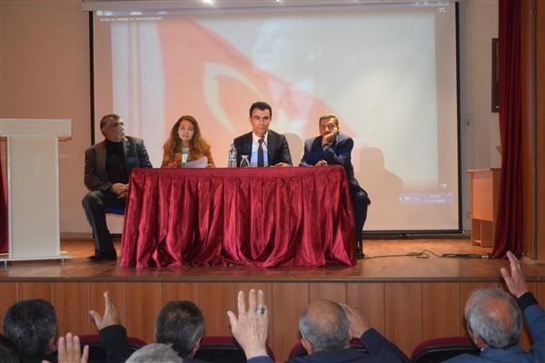 Susuz'da, Köylere Hizmet Götürme Birliği toplantısı yapıldı
