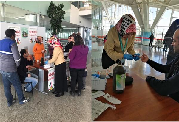 Kars'ta, Dünya Diyabet Günü etkinlikleri