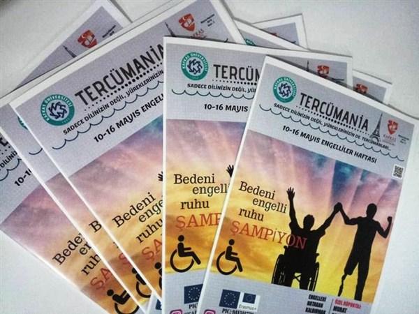 KAÜ Çeviri Kulübü Tercümania'nın 3. sayısını çıkarttı