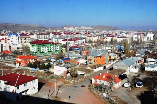 Kars'ta 2019 yılının ilk dokuz ayında 853 daireye yapı ruhsatı verildi