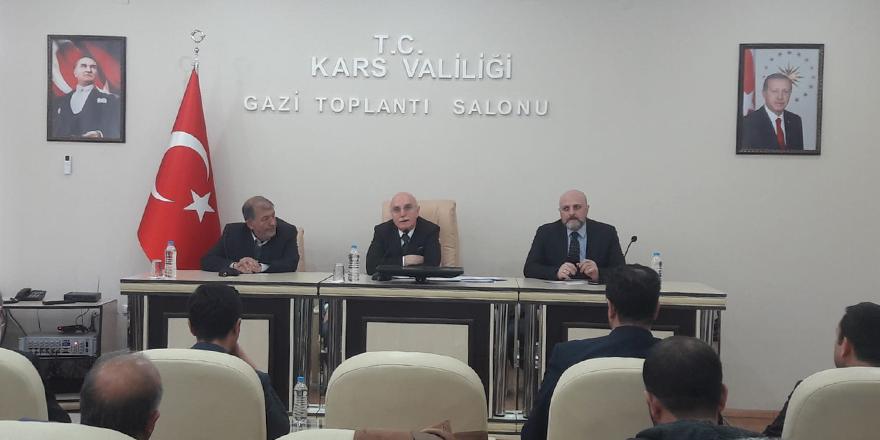 Bakan Yardımcısı Erdil Kars'ta!