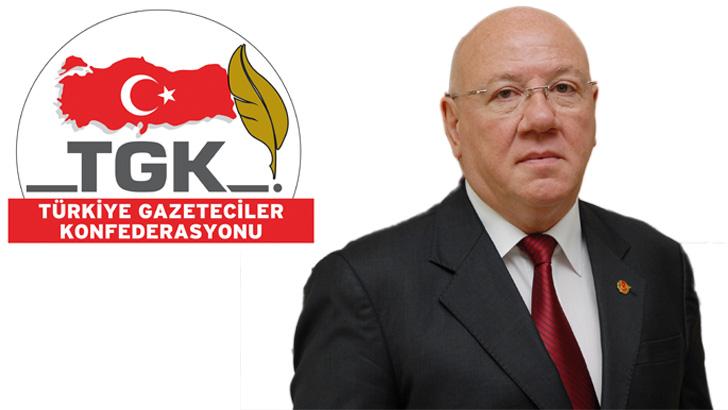 """TGK Genel Başkanı Nuri Kolaylı: """"Girişimlerimiz olumlu sonuç verdi"""""""
