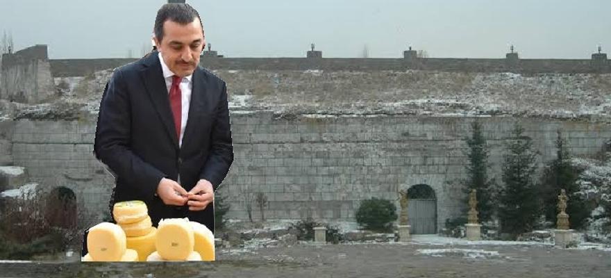 """Buzhane """" peynir müzesi """" oluyor"""