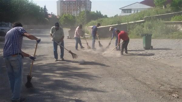 Belediye vatandaşları çöp konusunda daha duyarlı olmaya davet etti