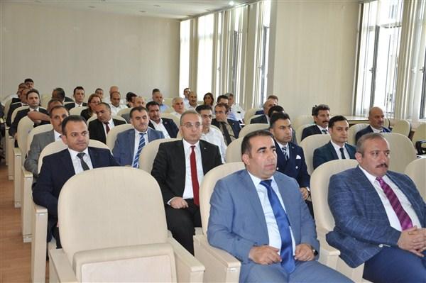 Yılın 3'üncü Koordinasyon Kurulu Toplantısı yapıldı