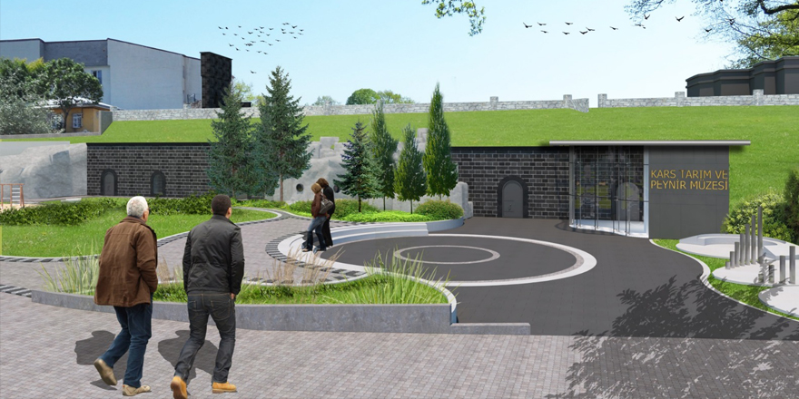 Kars Tarım ve Peynir Müzesi Restorasyon Projesi onaylandı
