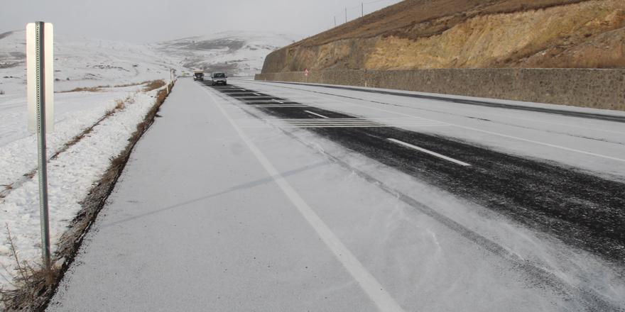 Kars için son uyarı: Don ve buzlanmaya dikkat!