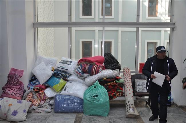 Kars Belediyesinden Elazığ'a destek