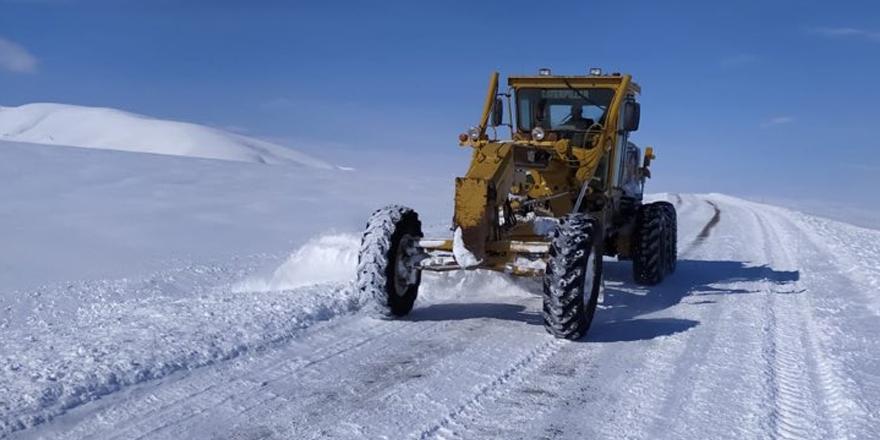 Meteoroloji'den Kars'a 'sarı uyarı'
