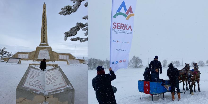Kars ve Ardahan sosyal medya fenomenlerini büyüledi