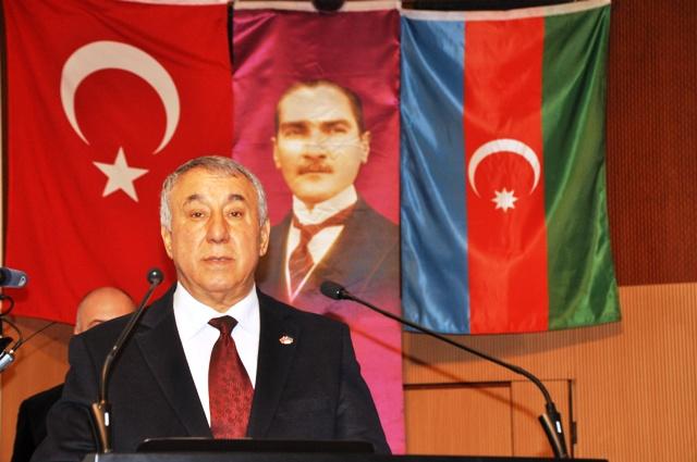 """Ünsal,""""Ağdam 25 yıldır Ermenilerin işgalinde"""