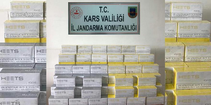 Kaçak elektronik sigara yakalandı