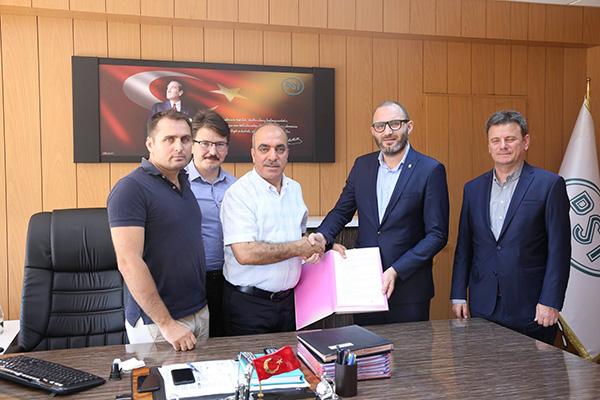 Kağızman içmesuyu tesisleri proje yapımı sözleşmesi imzalandı.