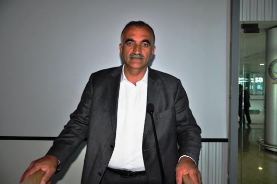 """Dallı: """"Bölgemizdeki Kızılay şubeleri Erzurum'a bağlanıyor """""""