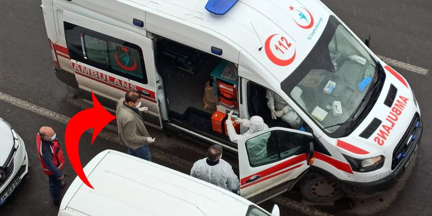 Çin'den Kars'a geldiği tespit edilen Çin uyruklu bir kişi sağlık ekiplerince gözetim altına alındı.