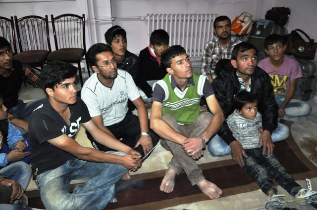 Kars'ta Bin 169 yabancı uyruklu insan yaşıyor