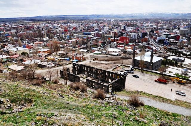 Kars'ta araç sayısı 45 bin 726'ya ulaştı