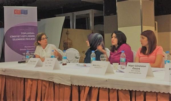 Kars'ta Toplumsal Cinsiyet Eşitliği İçin Yerel İzleme Atölyesi