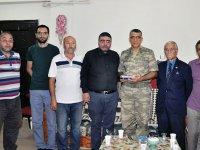 Tugay Komutanı Tuğgeneral Turan İnan, Kars basınıyla vedalaştı