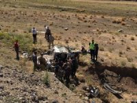 Elim kaza Kars'ı yasa boğdu