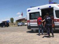 Ani'de hayvan otlatma kavgası: 2 yaralı