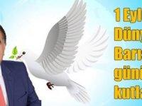 """Toraman, """"1 Eylül' ve 'Yurtta Barış Cihanda Barış"""""""