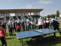 Vali Öksüz'den spor yapın çağrısı