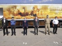 Çanakkale Savaşları Mobil Müzesi Kars'ta