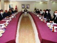 SERKA Yönetimi Iğdır'da toplandı