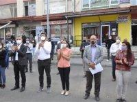 Kars HDP'den gözaltına alınan Bilgen ile ilgili açıklama